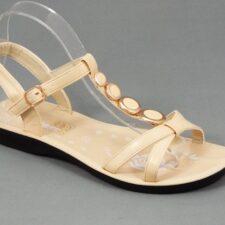 Sandale dama bej Corina