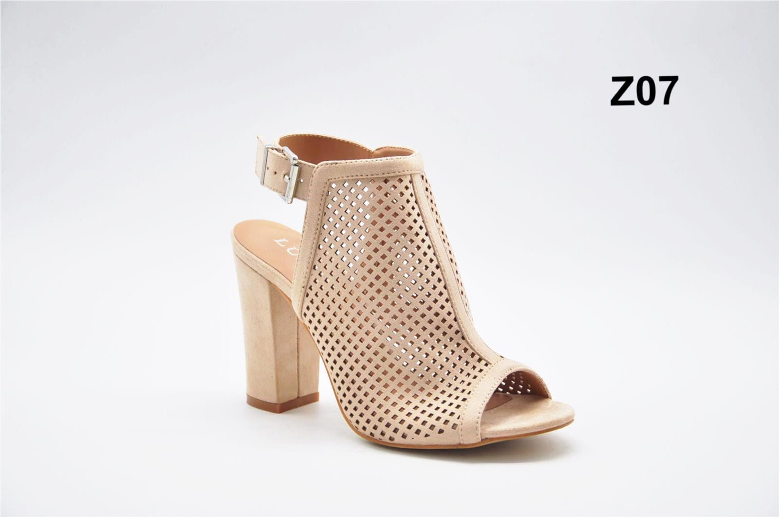 Sandale dama bej Elena
