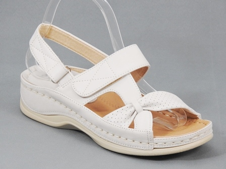 Sandale dama bej Elina