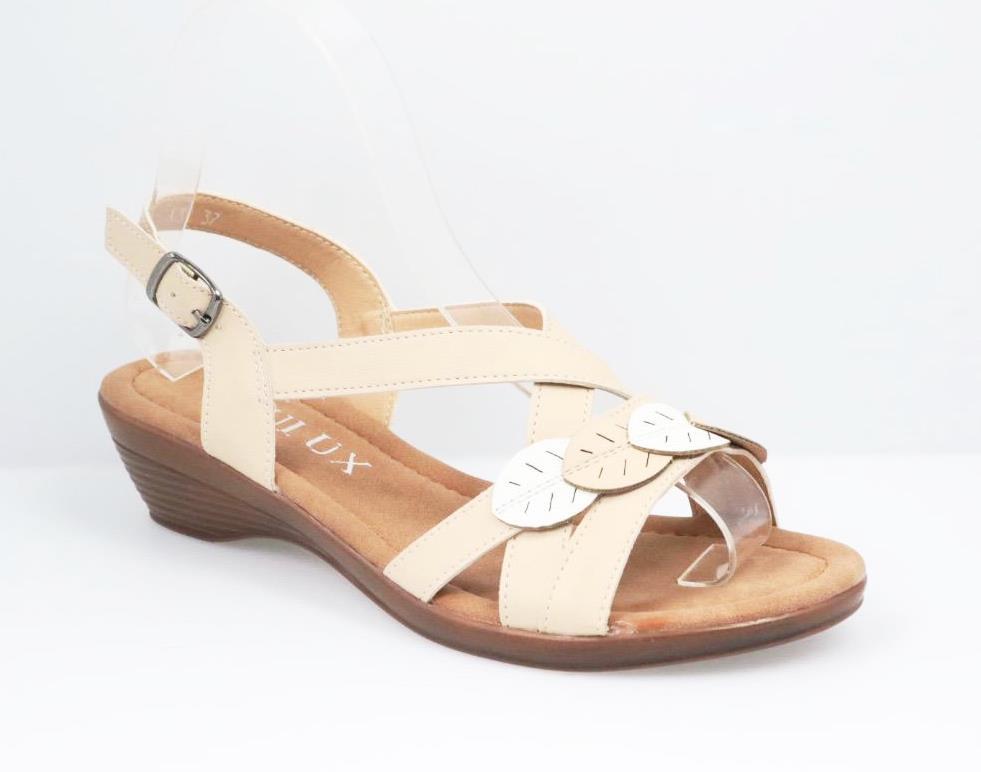 Sandale dama bej Gala