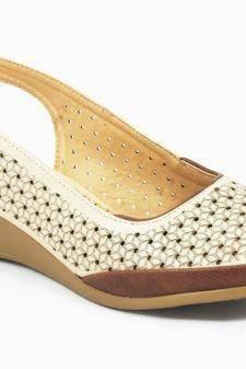Sandale dama bej Livia