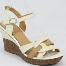 Sandale dama bej Lori