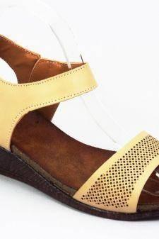 Sandale dama bej Lyna