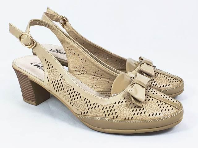 Sandale dama bej Nadia