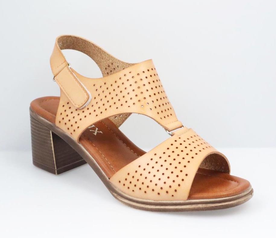 Sandale dama bej Tina