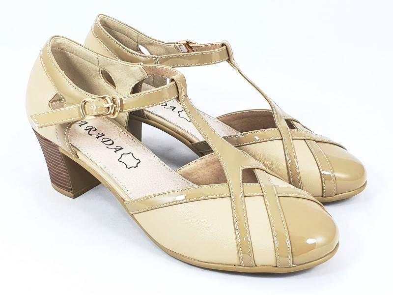 Sandale dama bej Tora2