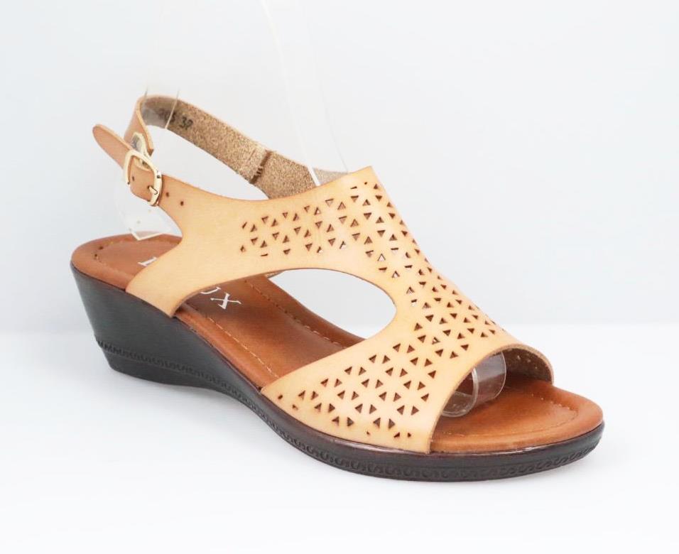 Sandale dama bej Tori