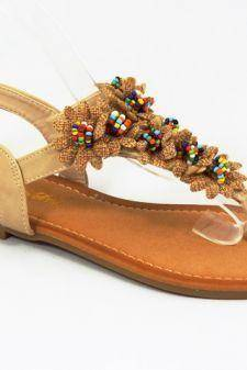 Sandale dama bej Vera