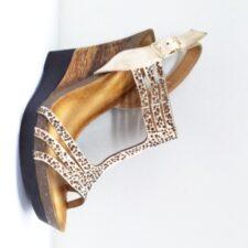 Sandale dama bej cu talpa ortopedica deosebit de comoda