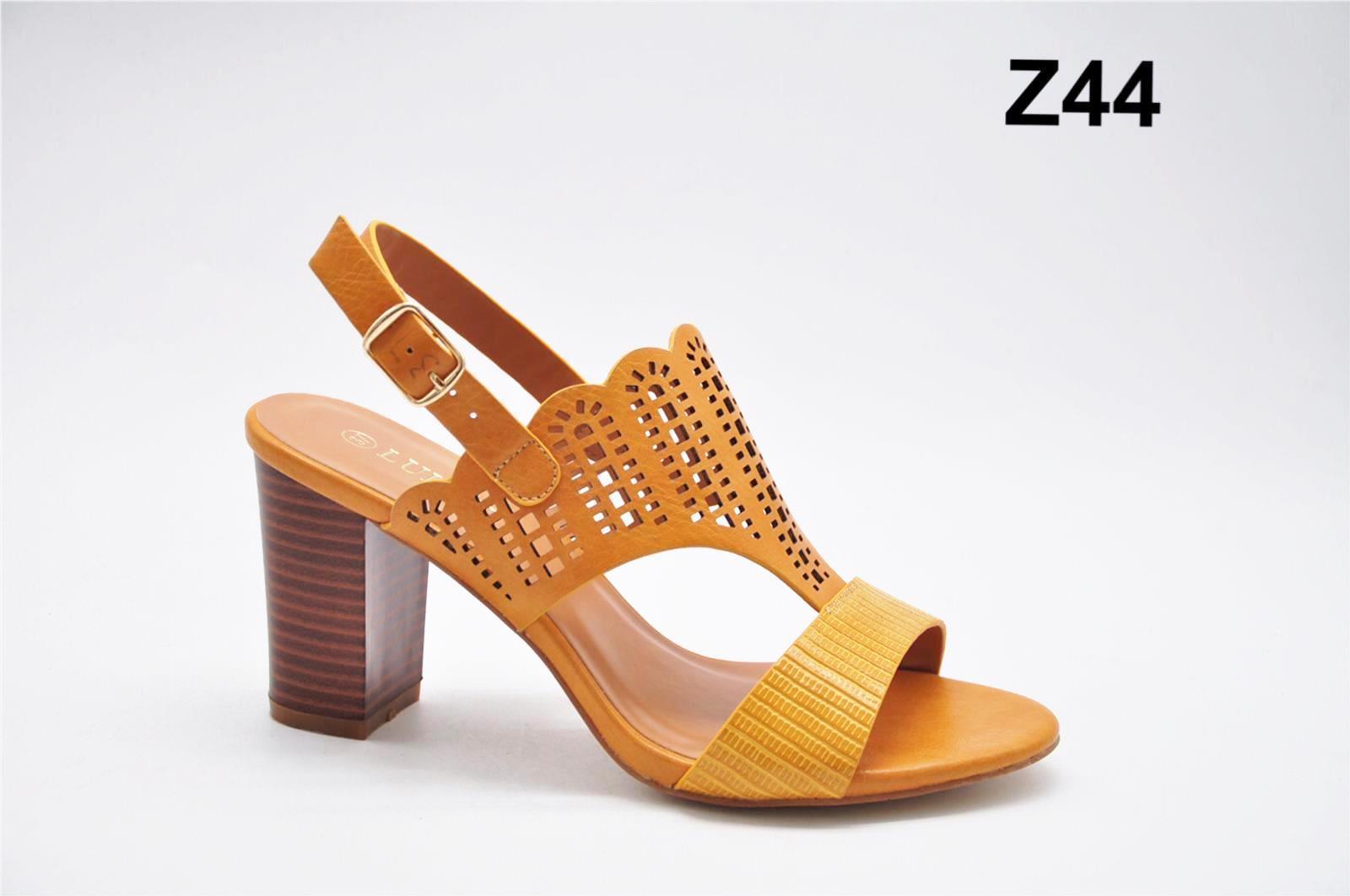 Sandale dama galbene Ramona