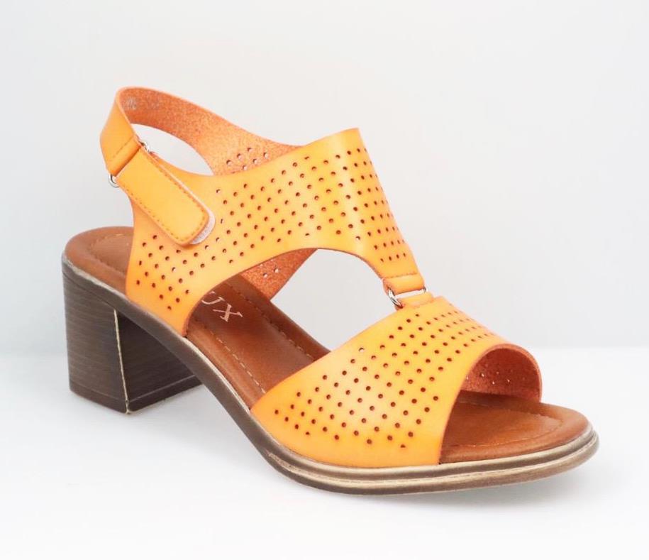 Sandale dama galbene Tina