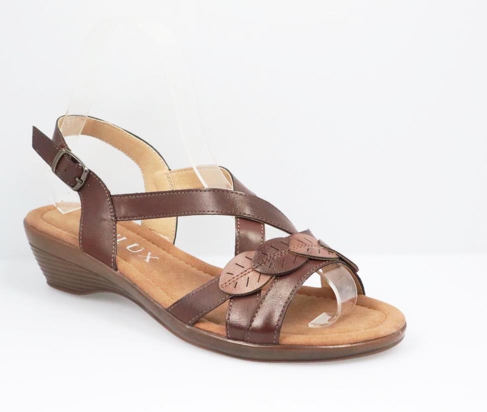 Sandale dama maro Gala