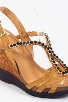 Sandale dama maro Krynna