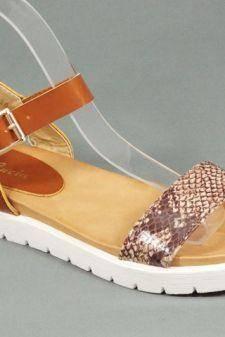 Sandale dama maro Olina