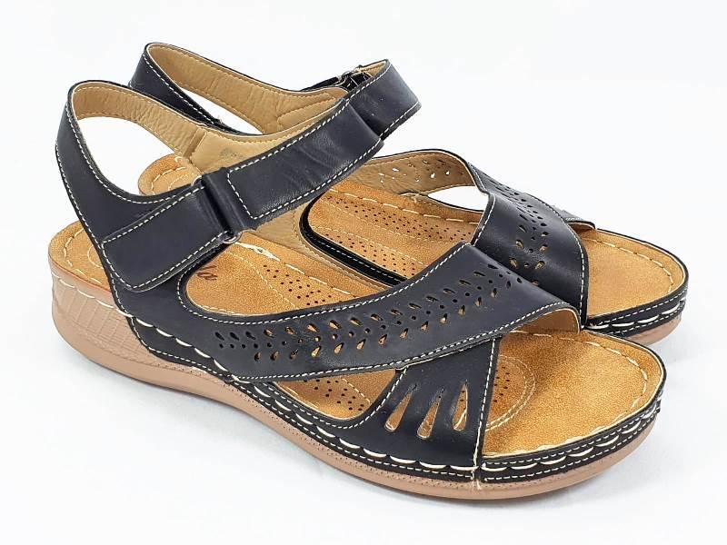 Sandale dama negre Dana