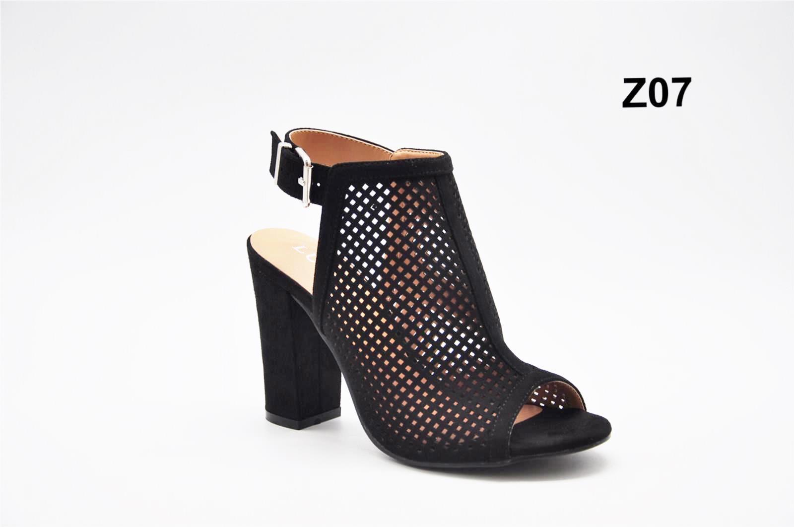 Sandale dama negre Elena