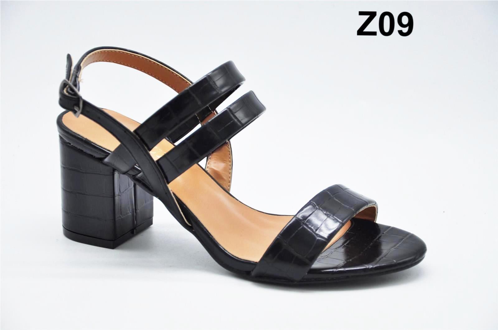 Sandale dama negre Gabriela