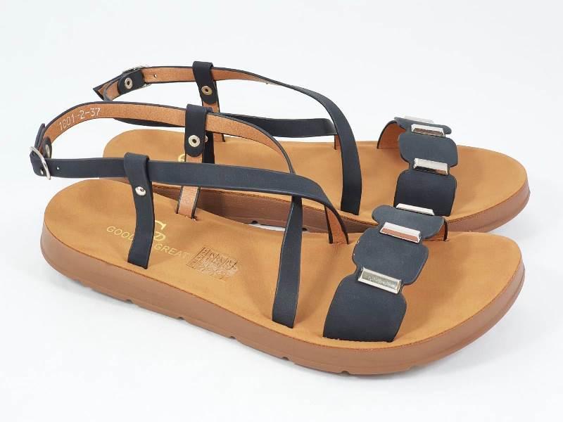 Sandale dama negre Iuliana2