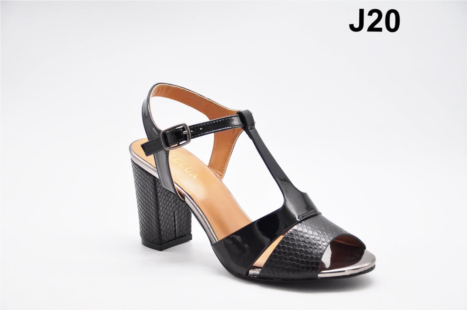 Sandale dama negre Janette2