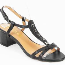 Sandale dama negre Karla