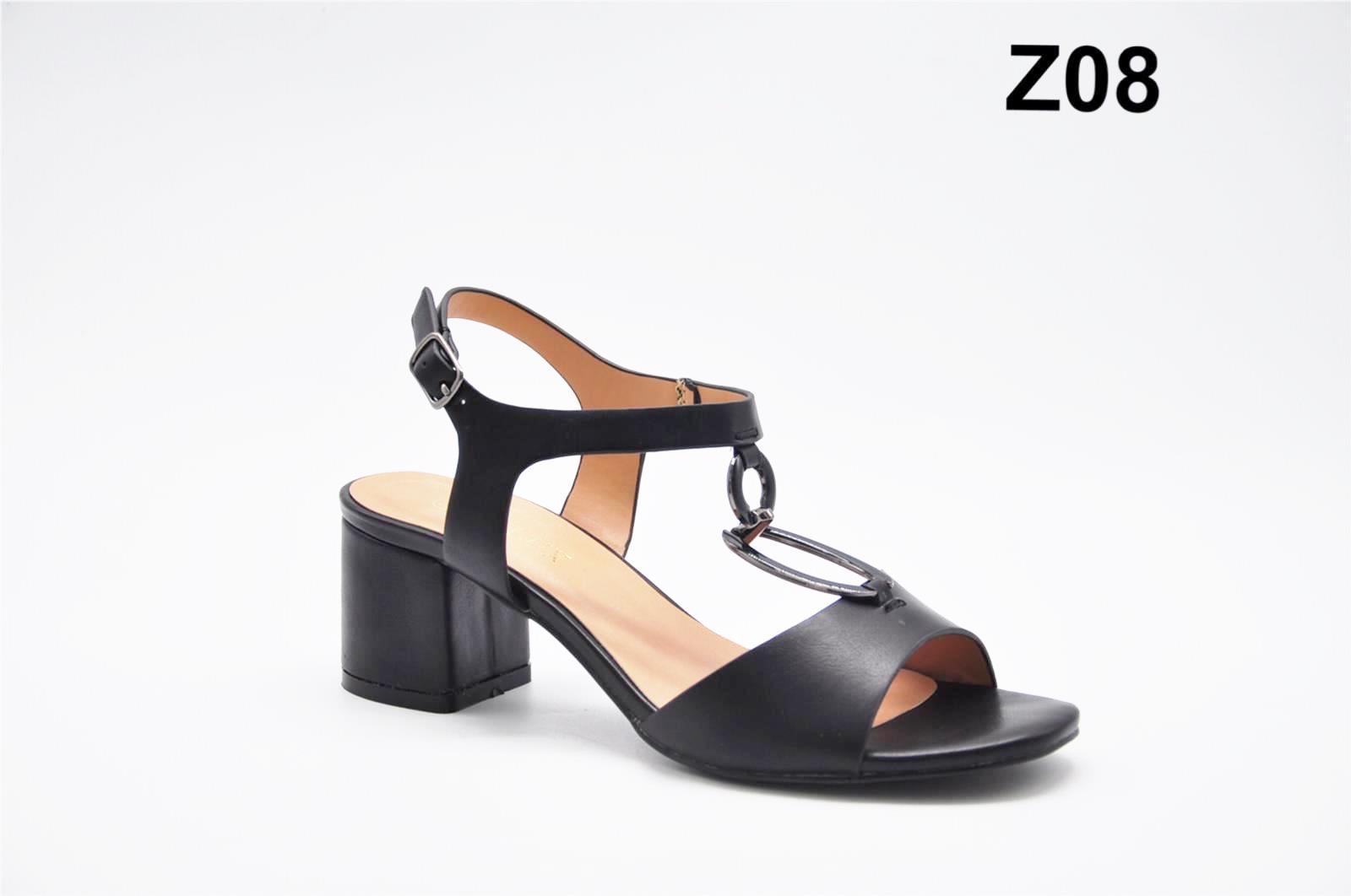 Sandale dama negre Laura2