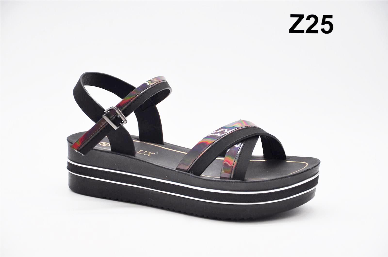 Sandale dama negre Monica