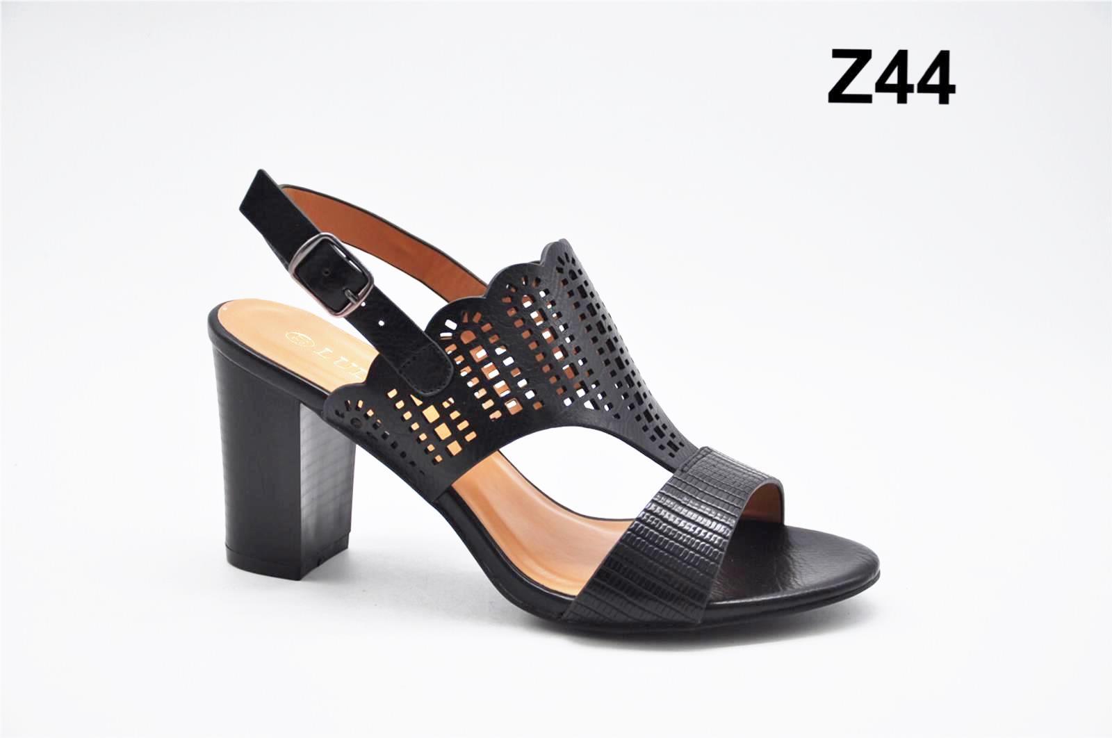 Sandale dama negre Ramona