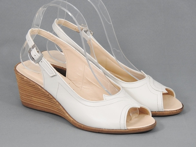 Sandale dama piele bej Cory