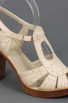 Sandale dama piele bej Laura