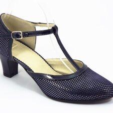 Sandale dama piele bleu Sony