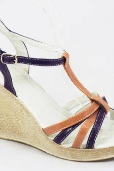 Sandale dama piele pastel Ana2