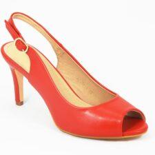 Sandale dama rosii Adina