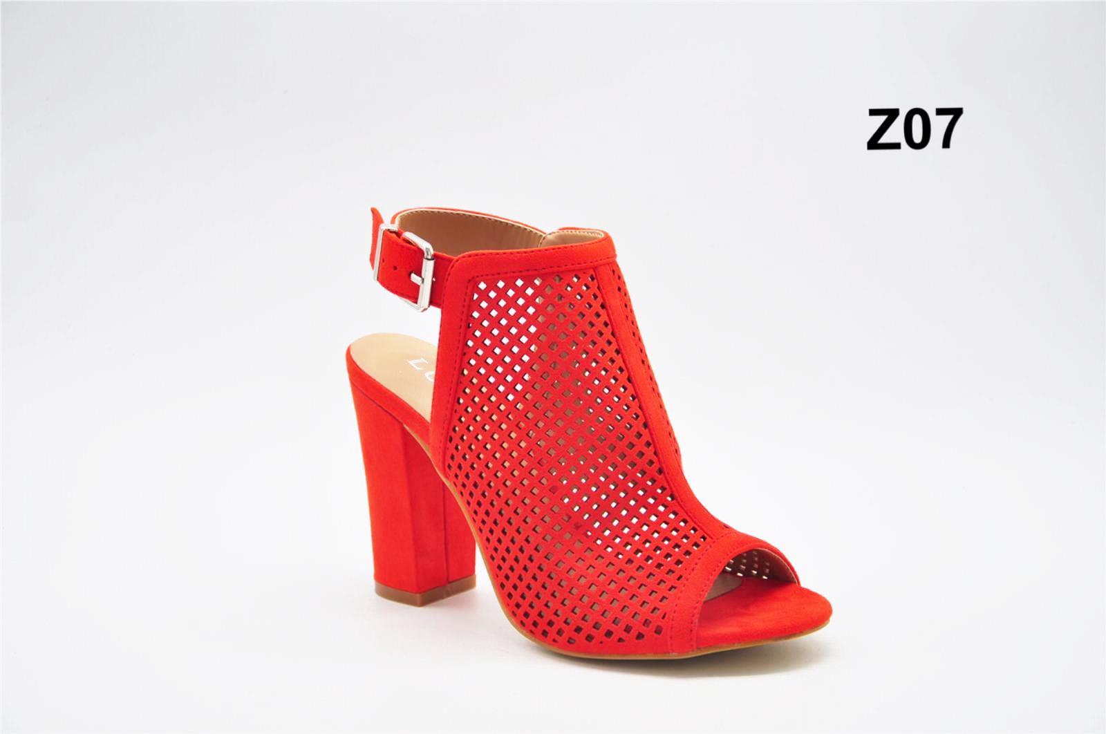 Sandale dama rosii Elena