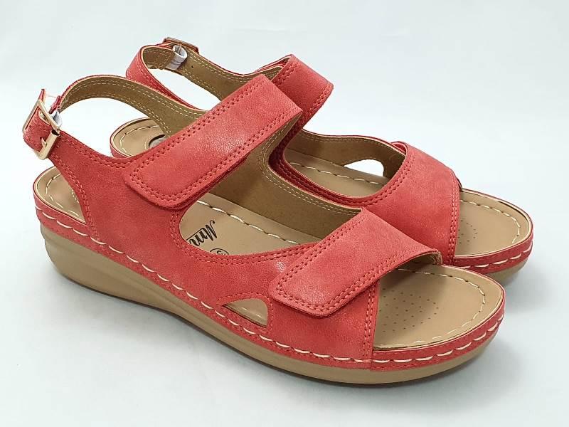 Sandale dama rosii Gloria