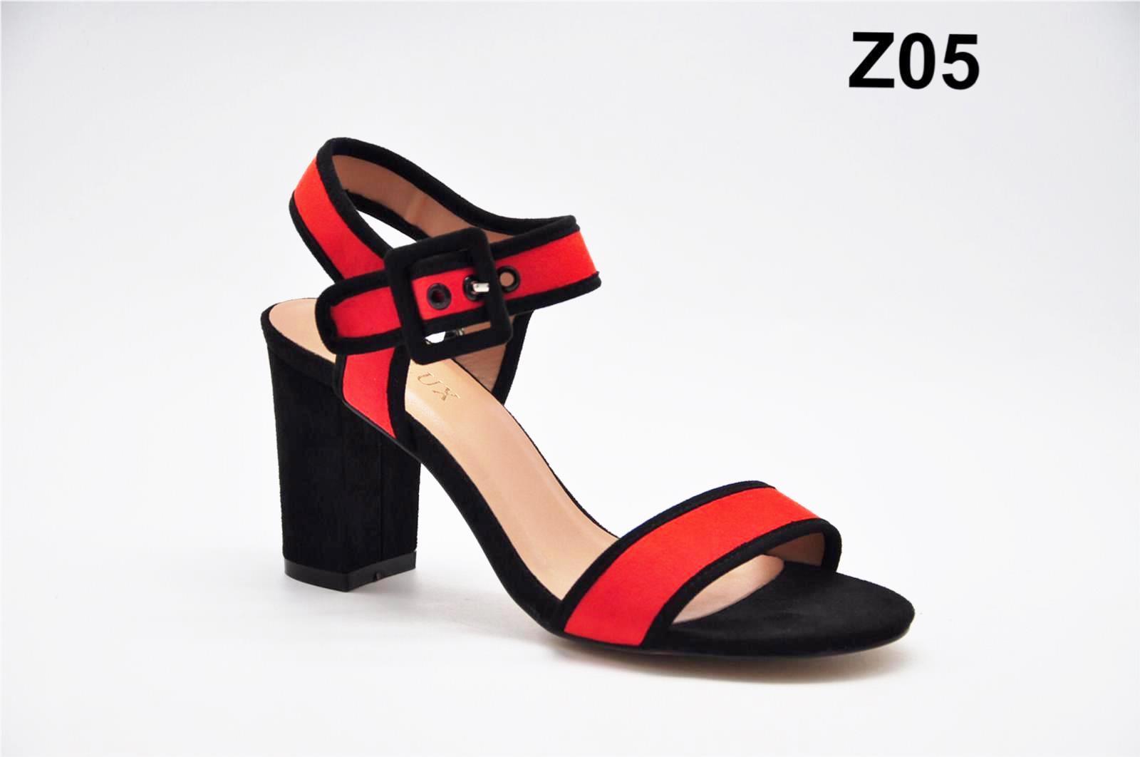Sandale dama rosii Laura