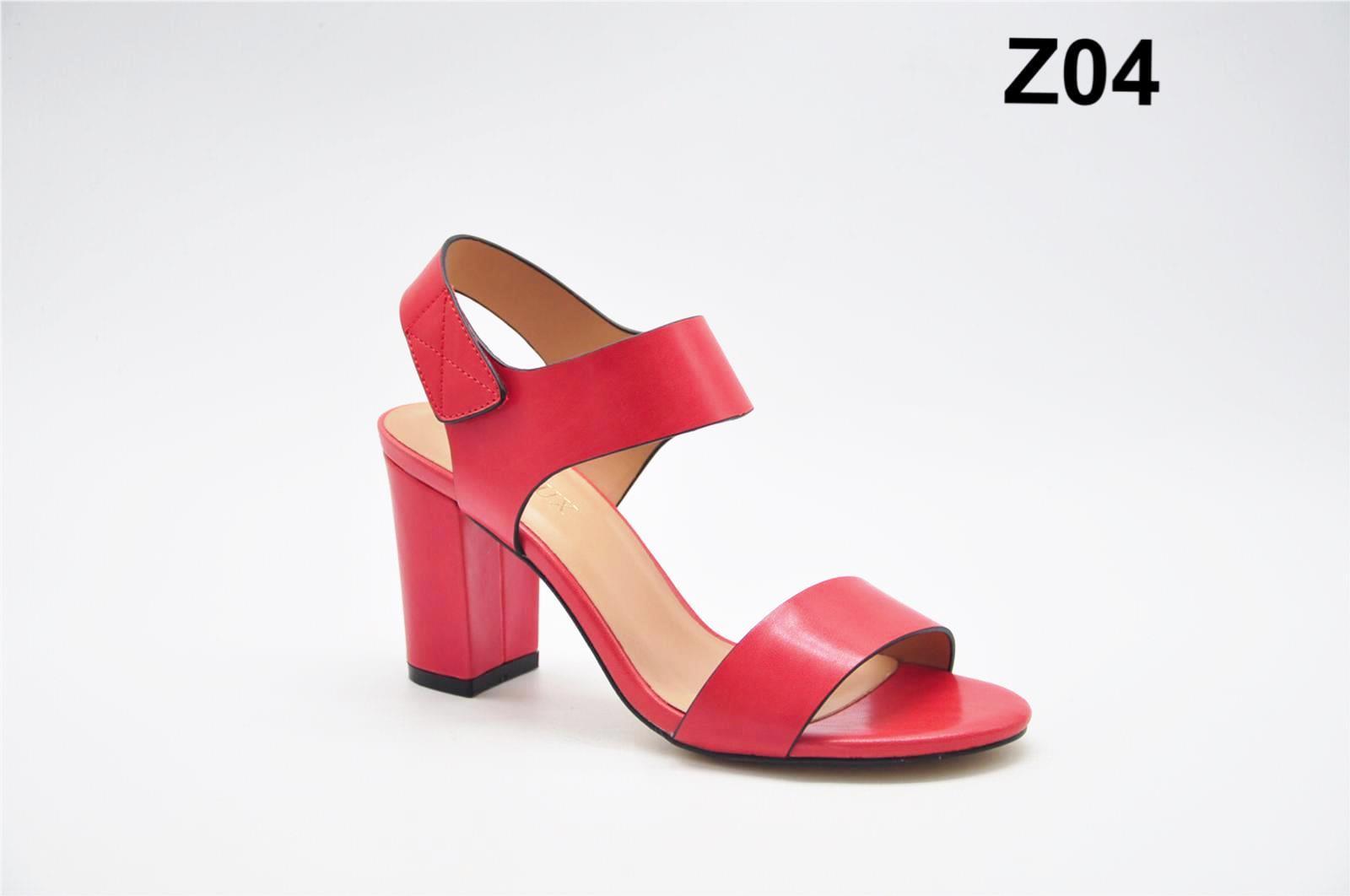 Sandale dama rosii Nadine