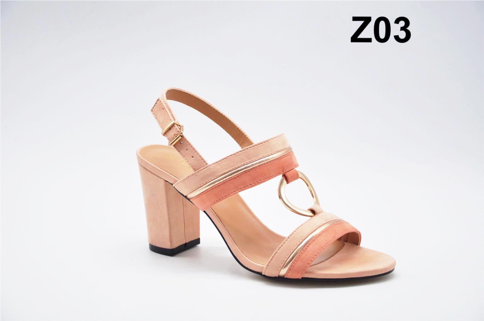 Sandale dama roz Katy