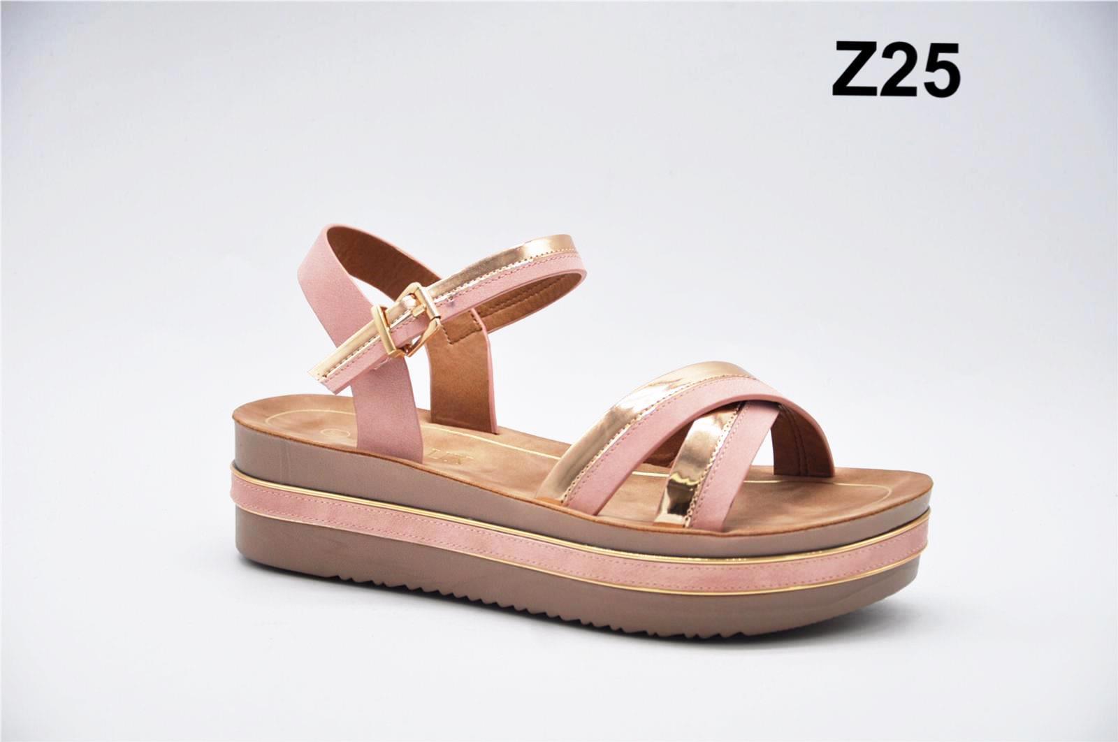 Sandale dama roz Monica