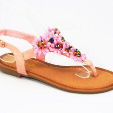 Sandale dama roz Vera