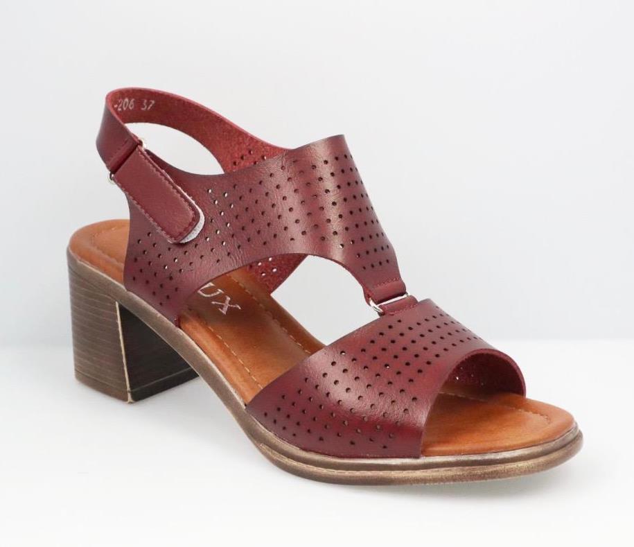 Sandale dama visinii Tina