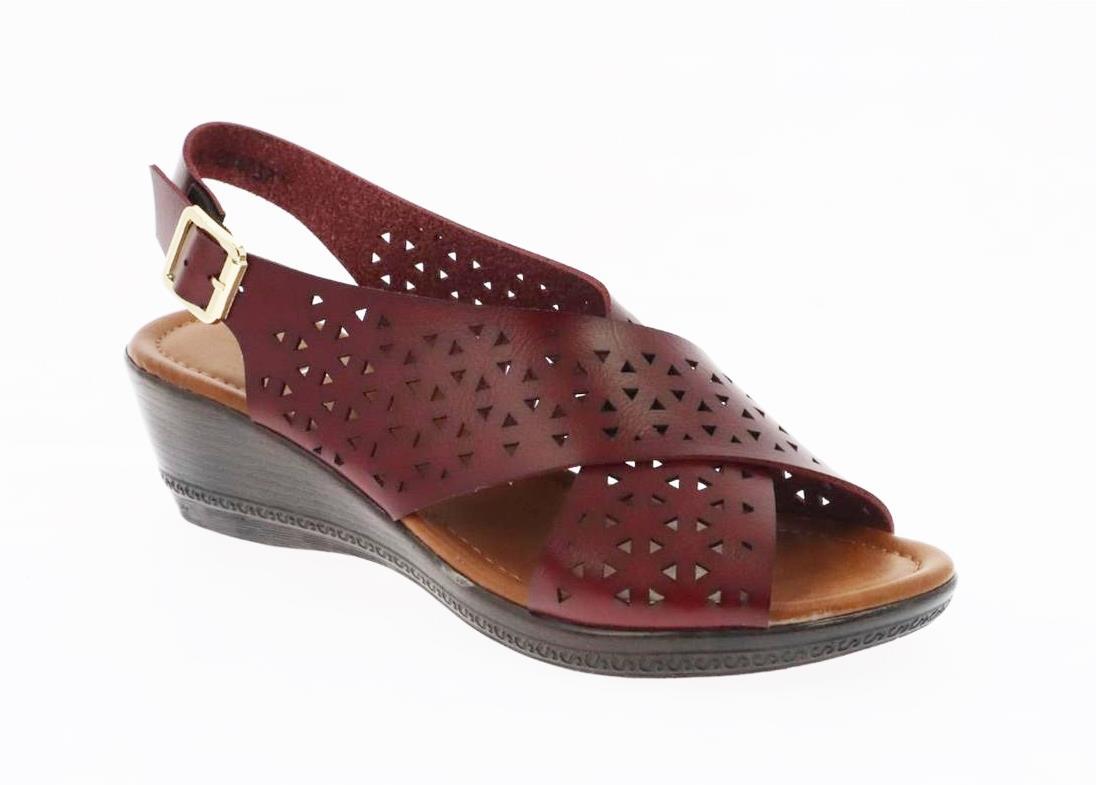 Sandale dama visinii Zoia