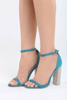 Sandale elegante Alcoba Albastre
