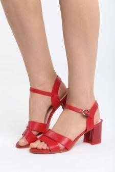 Sandale elegante Altamura Rosii