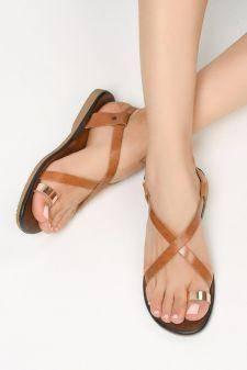 Sandale piele naturala Tenda Maro